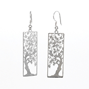 Dancing Tree Earrings