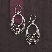 Music of the Spheres Earrings
