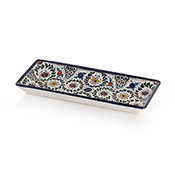 West Bank Long Rectangle Tray
