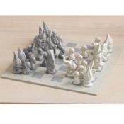 Tribal Warrior Chess Set