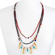 Maasai Layered Necklace