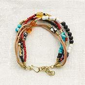 Maasai Multistrand Bracelet