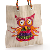 Give a Hoot Tote