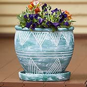 Green Garden Medium Pot