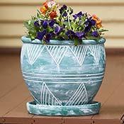 Green Garden Medium Pot