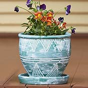 Green Garden Small Pot