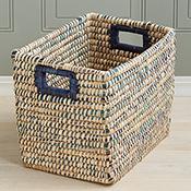 Riverside Rectangle Basket