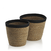 Sea Grass Basket Set