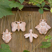 Garden Insect Wall Ornaments