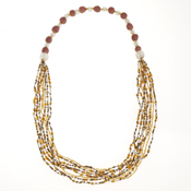 Forward Bead Necklace
