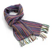 Everyday Striped Scarf