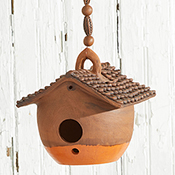 Low Nepali Birdhouse