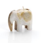 Onyx Elephant Tea Light Holder