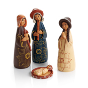Andean Nativity