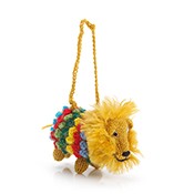 Safari Lion Ornament