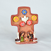 Peruvian Cross Nativity