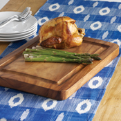 Heirloom Acacia Wood Cutting Board