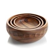 Nesting Acacia Bowls