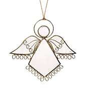 Haloed Angel Ornament