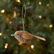Escoba Bird Ornament