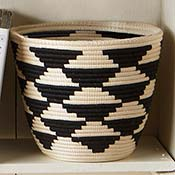 Rwandan Triangles Basket