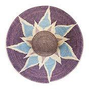 Cool Bloom Sisal Gallery Basket