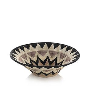 Khaki Grasslands Gallery Basket