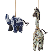 Baby Animal Ornaments