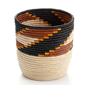 Tall Autumn Uganda Basket