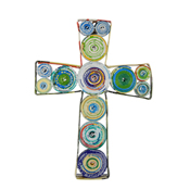 Recycled Small Wall Cross