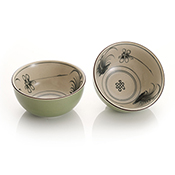 Dragonfly Dipping Bowls Set of 2