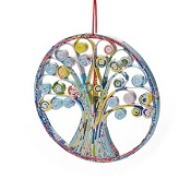 Tree of Life Colorwrap Ornament