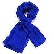 Ultramarine Silk Scarf