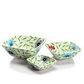 Bat Trang Nesting Bowls