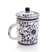 Northern Wildflower Tea Infuser Mug