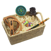 Global Music Gift Basket