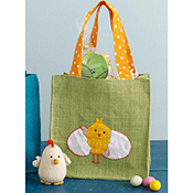 Easter Gift Bags Hatching Chick