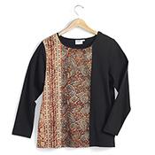 Artisan Jersey Shirt - Paisley