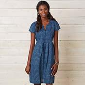 Maya Dress - Blue