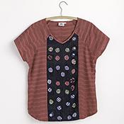 Emma Shirt  - Rosy