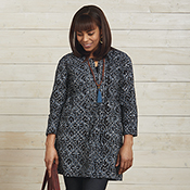 Kamini Tunic - Twilight