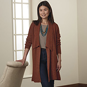 Long Spice Cardigan