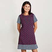 Prima Shift Dress