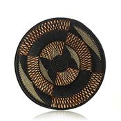 Buwambo Orange Butterfly Basket